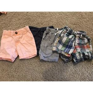 Lot of Gap shorts 2t/3t